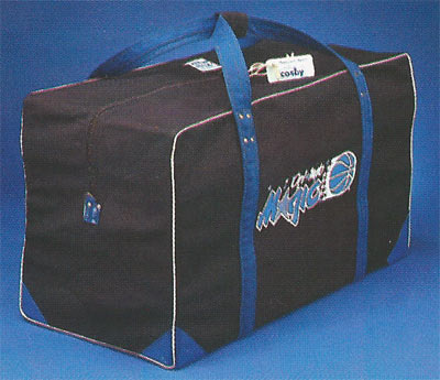 Harlem Globetrotters Style Basketball Carrying Bag